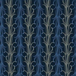 lily leaf blue twilight synergy0010