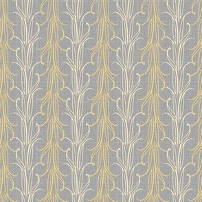 lily leaf silver and gold synergy0006