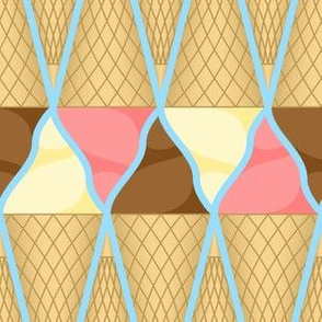 icecream cone 1g