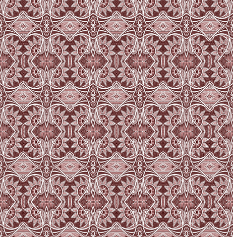 I Smell the Morning Coffee fabric by edsel2084 on Spoonflower - custom fabric