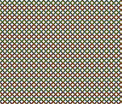Chainmail 01 fabric by will_la_puerta on Spoonflower - custom fabric