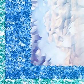 water vapor 2019 calendar tea towel