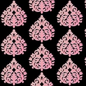 Brigadoon in Pink and Black