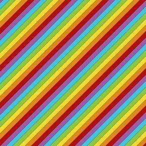 Diagonal Rainbow
