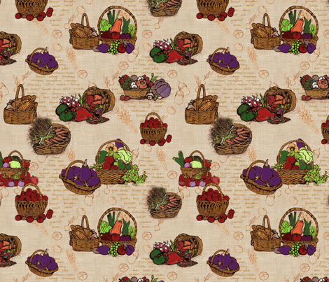 VG_Baskets fabric by kirpa on Spoonflower - custom fabric
