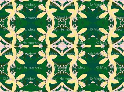 Garlands of Lemon Blossoms