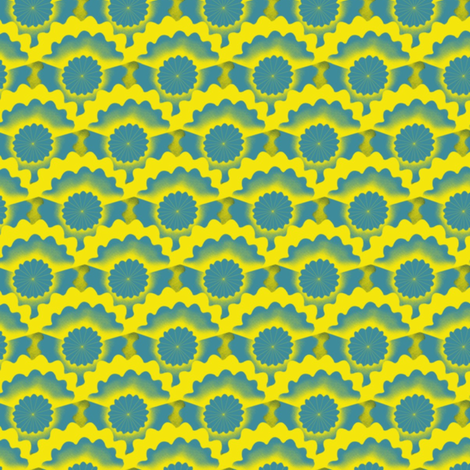 Slices fabric by kirpa on Spoonflower - custom fabric