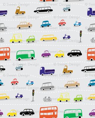 Vehicle pattern