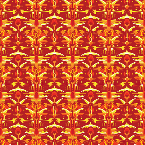 Adobe fabric by mcclept on Spoonflower - custom fabric