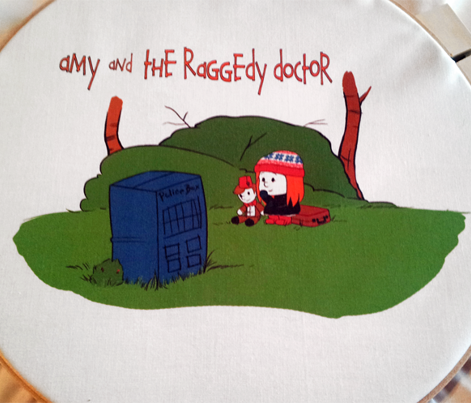 Amy and the Raggedy Doctor