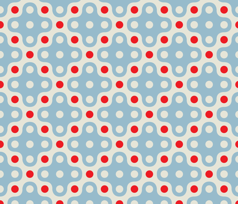 gypsy_four_dot fabric by holli_zollinger on Spoonflower - custom fabric