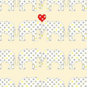 Polka Dot Elephants