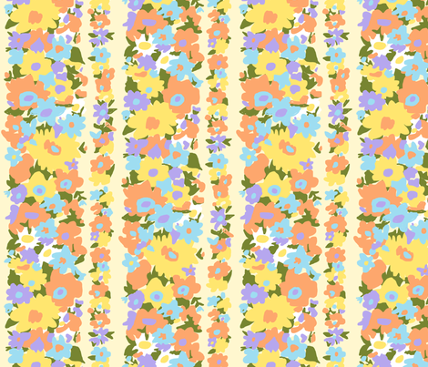 vintage 20 fabric by kategabrielle on Spoonflower - custom fabric