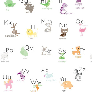 GWalker_Alphabet_poster