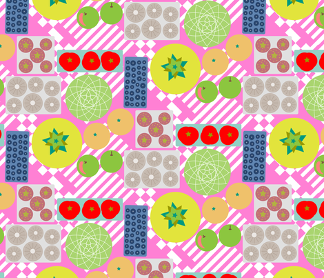 punnets fabric by creative_merritt on Spoonflower - custom fabric