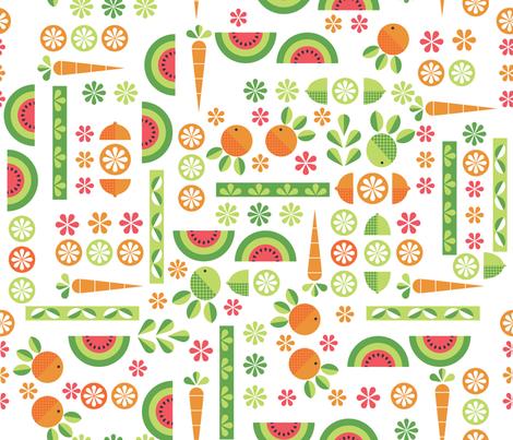 Country Market fabric by deeniespoonflower on Spoonflower - custom fabric