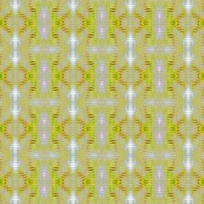 Yellow Ikat 1