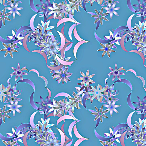 Floral-36-36 fabric by patsijean on Spoonflower - custom fabric