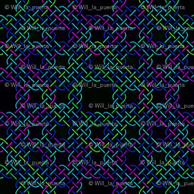 Serpinski Carpet Knot Cool