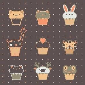 zoo cakes