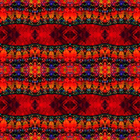 Crosshatched fabric by loriwierdesigns on Spoonflower - custom fabric