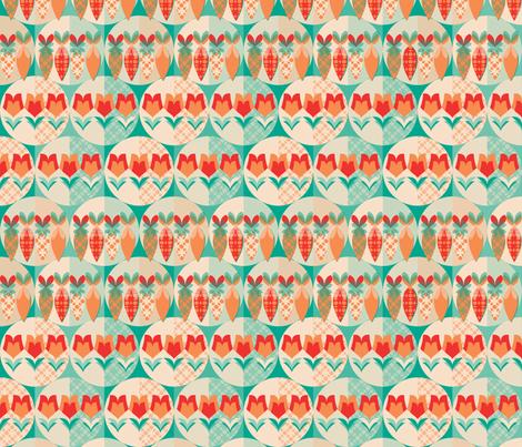 Market Garden fabric by paula's_designs on Spoonflower - custom fabric