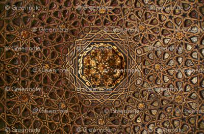 Moorish geometry