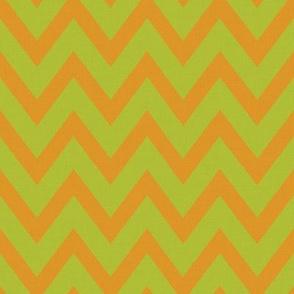 Chevronie Linen {Peas n Pumpkin}