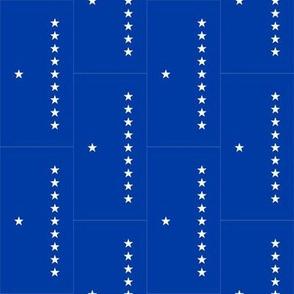 Stars in strips