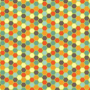 Farmer's Market - Midsummer Palette - Mosaic
