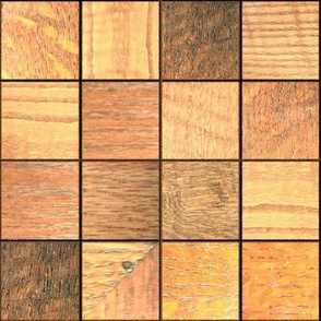 Light Oak Parquet