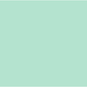 stripes HUGE mint green