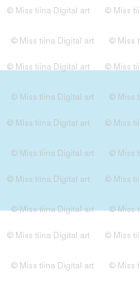 stripes HUGE ice blue