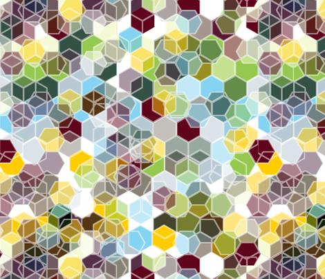 vinyard shimmer fabric by glimmericks on Spoonflower - custom fabric