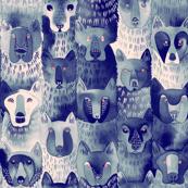 Indigo Wolf Pack