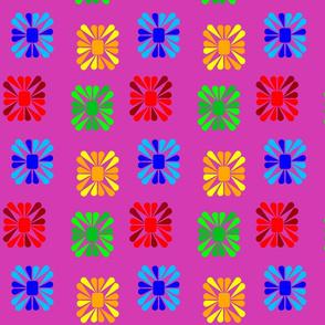 Square flower22