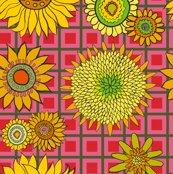 Sunflower_fabric_green-red-salmon_check.ai_shop_thumb