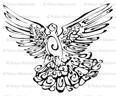 Inkblot Turtledove