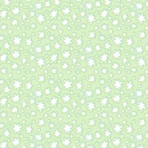 Stars and Dots | Green Vibrations