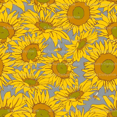 Sunflower Shower