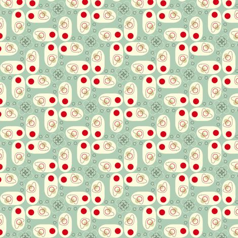Aina A fabric by helena on Spoonflower - custom fabric