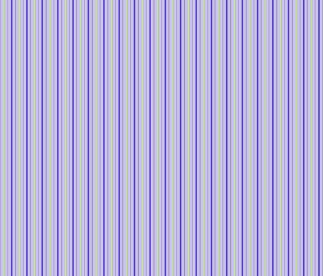 blue_flag_stripe_blue fabric by tangledvinestudio on Spoonflower - custom fabric