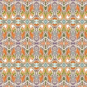 Take Me Back to 1924 (art deco horizontal stripe)
