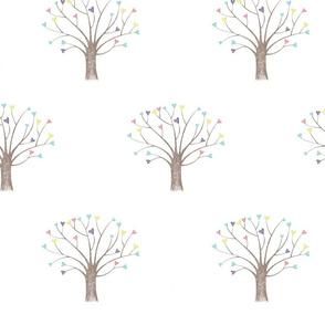 Tree logo for Marisa Taylor Photography