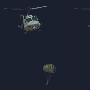 Huey-Airborne