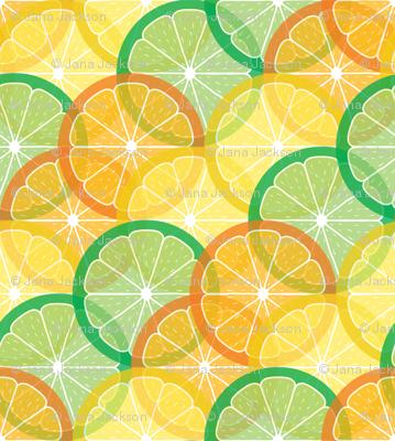 Citrus Medley