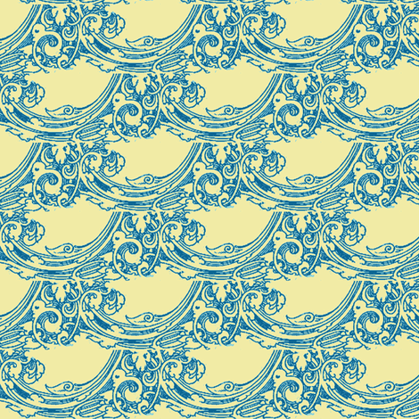 Seabreeze fabric by amyvail on Spoonflower - custom fabric