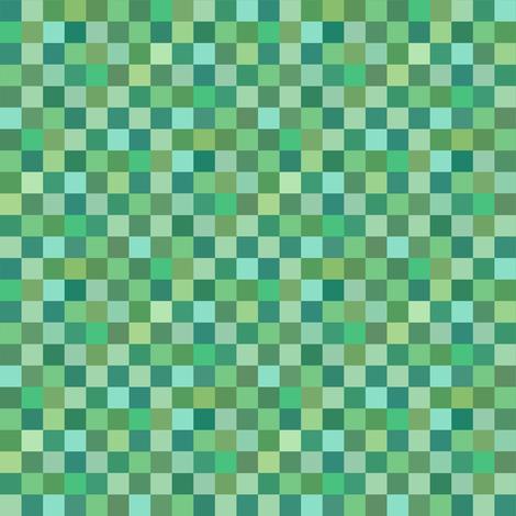 serene squares fabric by weavingmajor on Spoonflower - custom fabric