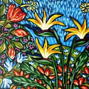 Miranda's Flowers.