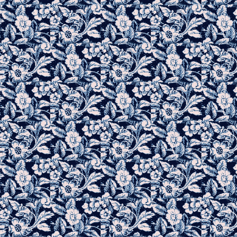 Geneva Blue fabric by amyvail on Spoonflower - custom fabric